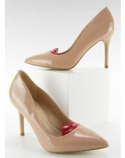 Oryginalne szpilki z ustami 5801-35es-1 Pink