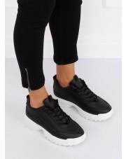 Buty sportowe czarne BL153P BLACK