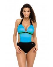 Kostium Kąpielowy Vanessa Nero-Turchese-Maladive M-513 (3) 48585