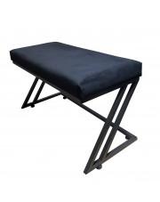 Ławka metalowa Industrialna styl loft kolor czarny